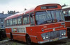 Seen stored at Haverfordwest after withdrawal is Ford R1014/Willowbrook B45F 243 (RWN 243M).