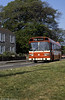 Leyland National B52F 732 near Oystermouth.