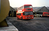Bristol VRT SL3/ECW H43/31F 965 (BEP 965V) at Brunswick St.
