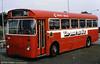 340 (HBO 394D), a former Western Welsh Leyland Tiger Cub/Marshall B43F.
