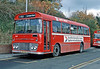 Ford R1014/Willowbrook B45F 248 (SWN 86M) at Carmarthen.