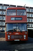 Bristol VRT SL3/ECW H43/31F 957 (WTH 957T) is seen at Crewe Bus Station.
