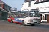 Leyland Leopard/Duple C49F 170 (RWN 478S) at Bristol.