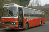 1975 AEC Reliance/Duple DP51F 471 (HCY 471N) - later 163 - at Carmarthen.