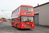 Bristol VRT SL3/ECW H43/31F 961 (WTH 961T) at Swansea Bus Museum on 25th October 2015.