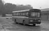 Ford R1014/Duple B43F 272 (NCY 272R) at Haverfordwest.