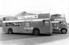 Bristol VRT SL3/ECW CO43/31F 931 (RTH 931S) alongside 500 at Swansea.