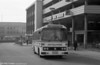 101 (LCY 101X), a 1981 Leyland Leopard/Willowbrook 003 C49F on a local service in Swansea.