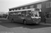 284 (FCY 284W), a 1981 Bedford YMQ/Duple DP45F at Haverfordwest.