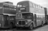 AEC Regent V/Willowbrook H39/32F 575 (15 BWN) at Swansea.