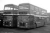 900/1 860 (NOB 424M, TOE 434M), Bristol VRT/MCW  H43/31F, ex-West Midlands PTE 4424/34 at Ravenhill.