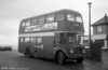AEC Regent V/Willowbrook H37/27F 861 (CCY 981C) at Pennard.