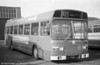 An unidentified ex-East Kent Leyland National B52F at Ravenhill, prior to being prepared for service with SWT.