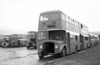 AEC Regent V/Willowbrook H37/27F 892 (GWN 870D) and other withdrawn vehicles stored at the former Western Welsh depot in Neath. on 1st March 1980. Also noted here at this time were AEC Reliances 203 (KKG 203E), 207/11/12 (KKG 207F etc.); Ex-Trent Leopard 171 (PRC 210F); AEC Reliances 421/3 (DNY 131/3C); AEC Regents 565/72 (5/12 BWN), 866 (CCY 986C), 884/90 (GWN 862/8D), 893/5 (GWN 871/3E).