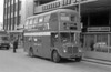 1965 AEC Regent V/Willowbrook H37/27F 814 (CCY 984C) at Orchard St., Swansea.