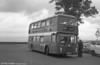 Bristol VRT 988 (ECY 988V) with ECW H43/31F at Oystermouth.