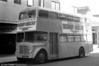 1964 AEC Regent V/Weymann H39/32F 590 (423 HCY) in use as an 'exhibus'.
