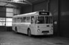 AEC Reliance/Marshall DP41F 67 (KKG 214F) towing bus, ex-Western Welsh, at Port Talbot
