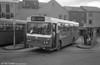 281 (FCY 281W), a 1981 Bedford YMQ/Duple DP45F at Carmarthen.