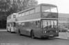 907 (C907 FCY) a 1985 Leyland Olympian/ECW H45/30F at Swansea University.