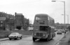AEC Regent V/Willowbrook H37/27F 881 (GWN 859D) at Swansea.