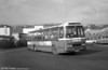 Leyland Leopard/Duple DP49F 166 (NCY 474R) at Swansea.