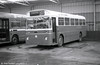 AEC Reliance/Marshall DP41F 213 (KKG 213F), ex-Western Welsh, at Port Talbot.
