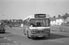 285 (FCY 285W), a 1981 Bedford YMQ/Duple DP45F at Haverfordwest.
