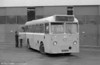Leyland Tiger Cub/Marshall B45F towing bus 18 (ex-65) (300 CUH) at Haverfordwest.