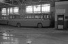 A 1981 Bedford YMQ/Duple B43F at Clarence Terrace.