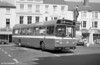 Leyland National B52F 802 (TWN 802S) at Brecon.