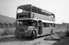 A derelict looking EDV 527D, Bristol FLF6G / ECW H38/32F formerly Western National 2115.