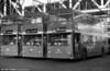 Daimler Fleetline/MCW H44/32F 851/2/7 (KUC 237/902P, KJD 11P), formerly LT DM1237, DMS1902/2011 at Swansea.