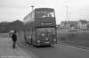 Daimler Fleetline/MCW H44/32F 854 (KUC 935P), formerly LT DMS1935 at Swansea.