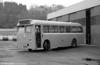 Leyland Tiger Cub/Marshall B45F towing bus 18 (ex-65) (300 CUH) at Haverfordwest.