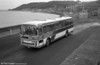 188 (LHU 661L), a Leyland Leopard PSU3B/4 Plaxton C47F posed in newly applied local coach livery at Oystermouth.
