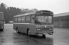 1981 Bedford YMQ/Duple B43F 295 (FCY 295W) at Haverfordwest.