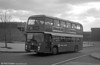 Bristol VRT 987 (ECY 987V) with ECW H43/31F at Swansea.