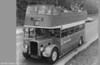 1953 Bristol KSW5G/ECW O33/28R 500 (WNO 484) in Swansea.