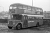 1964 AEC Regent V/Willowbrook H39/32F 855 (ex-605) (438 HCY) in store at Haverfordwest.