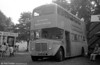 1964 AEC Regent V/Weymann H39/32F 590 (423 HCY) in use as an 'exhibus'.