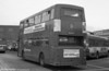 Daimler Fleetline/MCW H44/32F 852 (KUC 902P), formerly LT DMS1902 at Swansea.