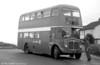 AEC Regent V/Willowbrook H37/27F 859 (CCY 979C) at Pennard.