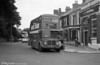 AEC Regent V/Willowbrook H37/27F 869 (CCY 989C) at St. Helens Road.