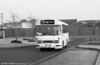 283 (FCY 283W), a 1981 Bedford YMQ/Duple DP45F in as-delivered condition at Swansea..