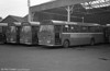 Ford R1014/Willowbrook B45F 255 (TCY255M) at Llanelli.