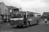 283 (FCY 283W), a 1981 Bedford YMQ/Duple DP45F at Carmarthen.