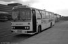 108 (LCY 108X), a 1981 Leyland Leopard/Willowbrook 003 C49F at Swansea.