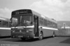 718 (NPD 152L), a Leyland National B52F at Port Talbot. This was acquired from London Country (LNB52) in 1981 to replace the original 718 (NWN 718M) which was burnt out and scrapped in 1975.