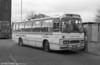 AEC Reliance/Duple DP51F 159 (HCY 467N) in X21 'Cardiff Link' livery at Llanelli. In April 1981 SWT renumbered AEC Reliances/Duple DP49F 467-471 (HCY 467N etc.), Leyland Leopards/Duple 472-80 (NCY 472-6R, RWN 477/8S, WTH 479/80T), Leyland Leopards/Willowbrook DP51F 481-3 (BTH 481-3V) to 159-75 respectively.